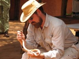 spitting cobra, kenya, save the snakes