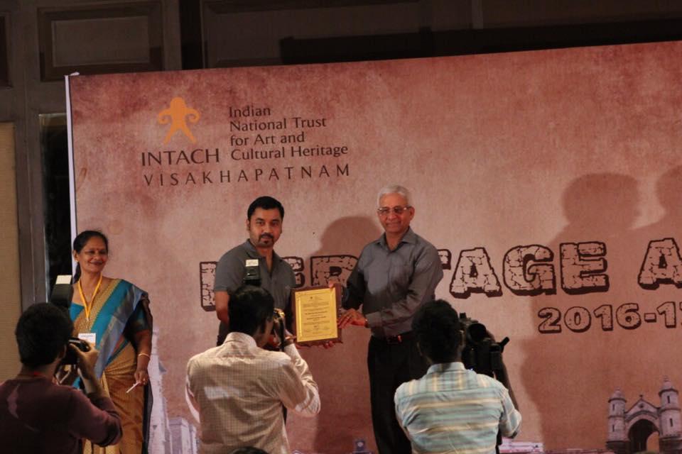 Save The Snakes India Program Director Receives Prakruti MitraAward!