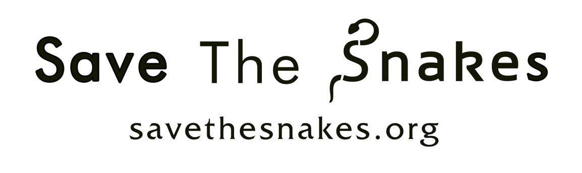 save the snakes, snake conservation, wildlife conservation